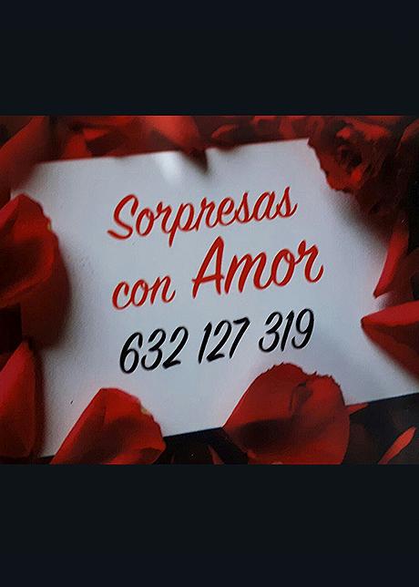 SORPRESAS CON AMOR