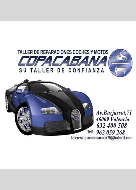 TALLERES COPACABANA